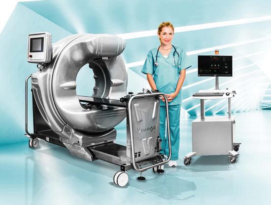 Tierarztpraxis Besserer: CT - Computertomografie