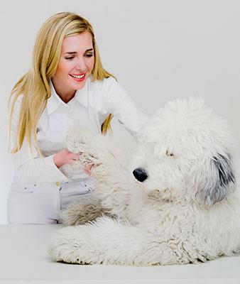Tierärztin Katerine Besserer