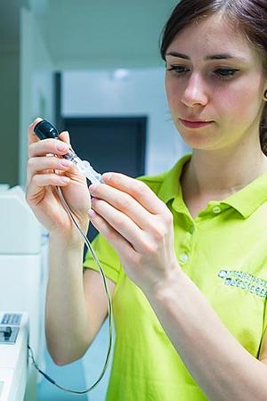 Tierarztpraxis Besserer: Labor - Diagnose von Flüssigkeiten