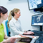 Tierarztpraxis Besserer: CT-Befundung