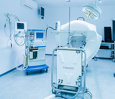 Tierarzt Besserer: Computertomograph (CT)